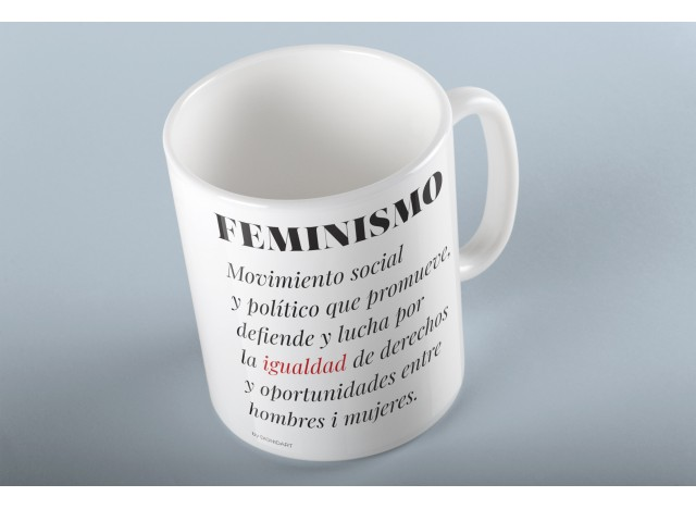 TAZA FEMINISTA