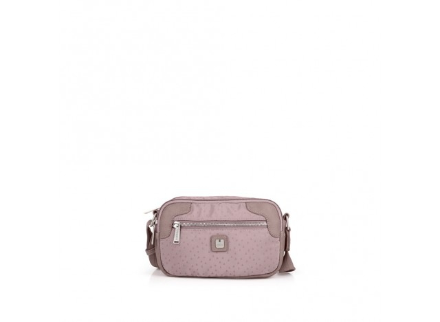 BOLSO ROSA GABOL. WAY
