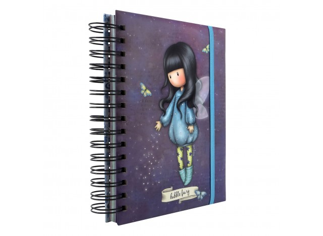 CUADERNO ORGANIZADOR GORJUSS. BUBBLE FAIRY