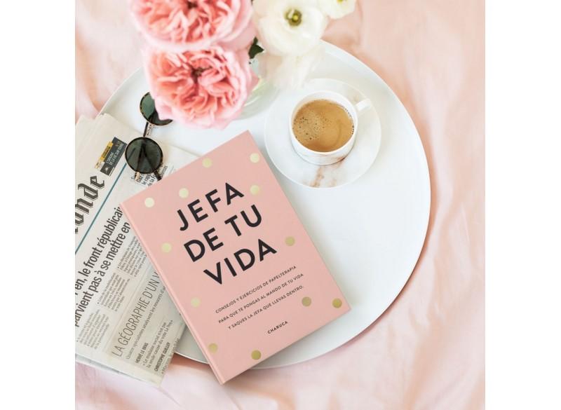 LIBRO JEFA DE TU VIDA. CHARUCA