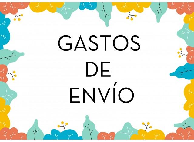 GASTOS DE ENVÍO