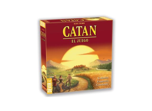 CATAN. EL JUEGO