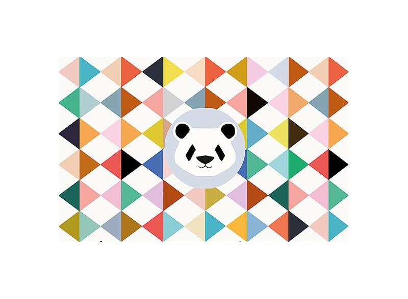 CAJA MUSICAL. PANDA