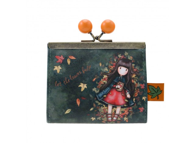 MONEDERO SANTORO AUTUMN LEAVES