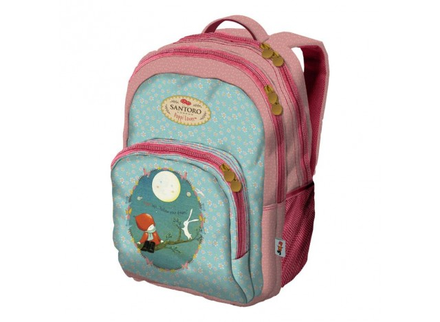 MOCHILA SANTORO POPPI LOVES MOON