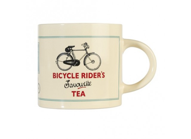 TAZA BICYCLE RIDER´S DESING