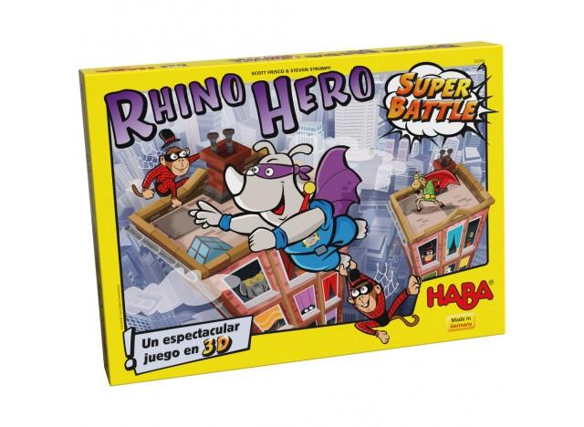RHINO HERO. SUPER BATTLE